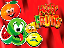 Запускайте слот Happy Fruits с телефона в клубе Вулкан
